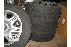 б/у Четыре колеса на железных дисках Зимние Nokian R14 185 65