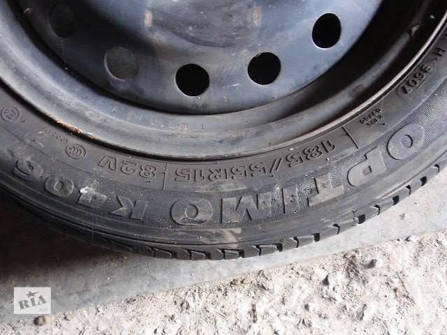 Б/у Колеса и шины Запаска/Докатка Легковой Chevrolet Aveo Седан 2009- объявление о продаже  в Запорожье