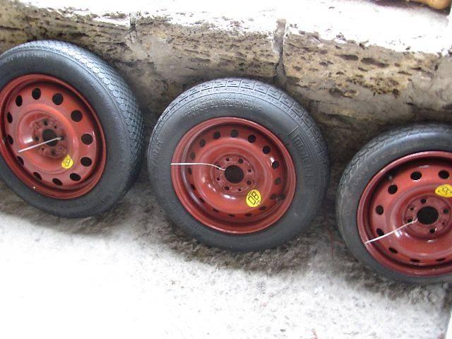 продам б/у Колеса и шины Запаска/Докатка Легковой Daewoo Lanos бу в Херсоне