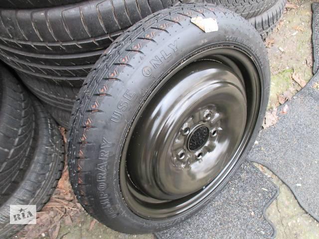 бу б/у Колеса и шины Запаска/Докатка Легковой Honda Accord в Херсоне