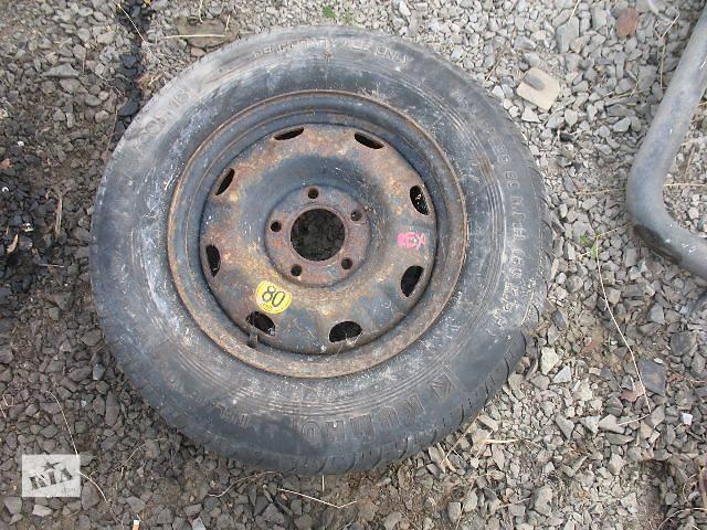купить бу б/у Колеса и шины Запаска/Докатка Легковой SsangYong Rexton II в Луцке