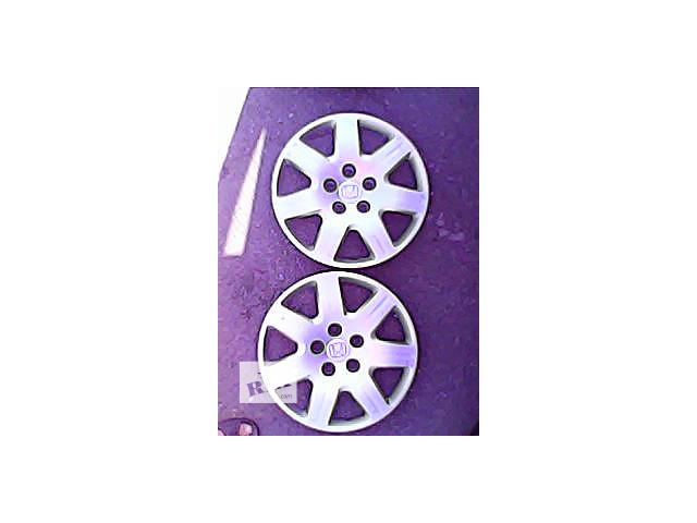 Б/у колпак на диск для легкового авто Honda r16- объявление о продаже  в Харькове