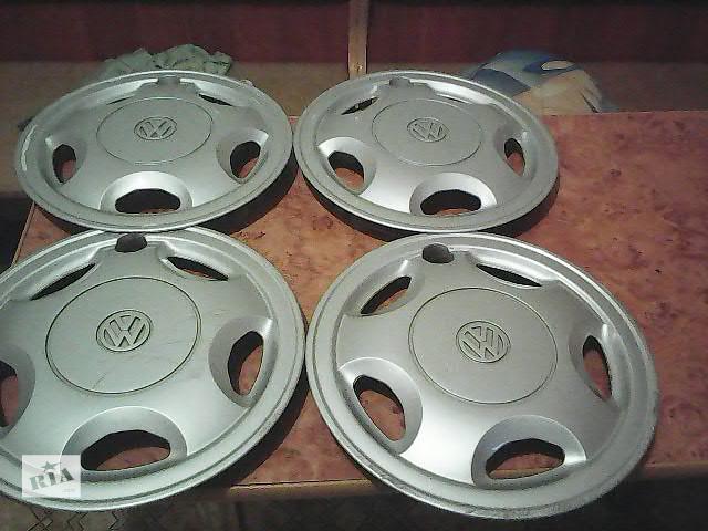бу Б/у колпак на диск для легкового авто Volkswagen Polo в Жидачове