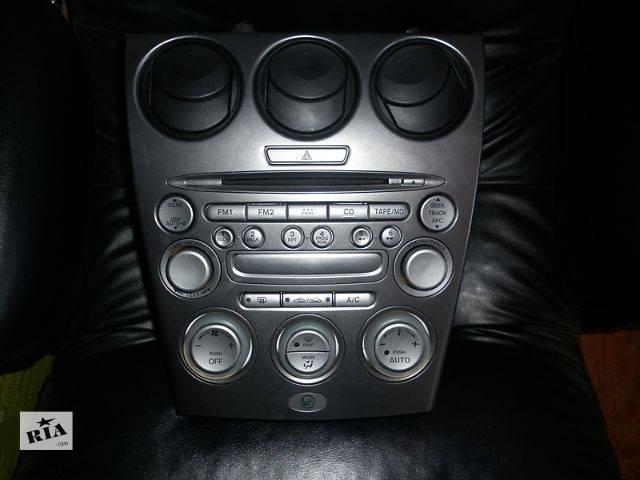 б/у Компоненты кузова Автомагнитола Легковой Mazda 6 Седан 2005- объявление о продаже  в Луцке