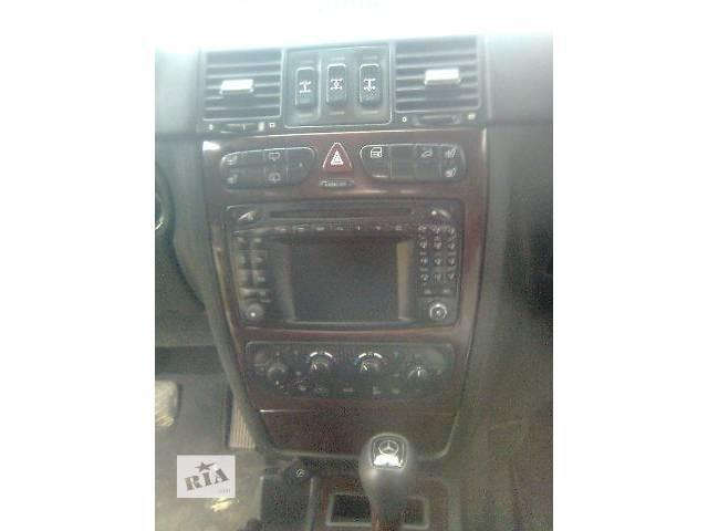 продам Б/у Компоненты кузова Автомагнитола Легковой Mercedes G-Class 2002 бу в Львове