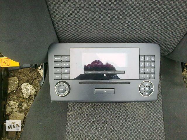 продам б/у Компоненты кузова Автомагнитола Легковой Mercedes ML-Class 2006 бу в Тернополе
