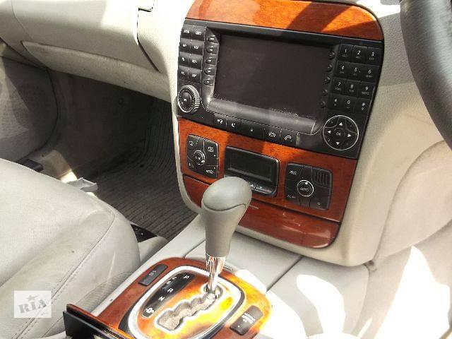 продам Б/у Компоненты кузова Автомагнитола Легковой Mercedes S-Class 2005 бу в Львове