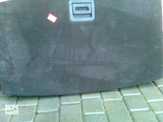 б/у Компоненты кузова Карта багажного отсека Легковой Volkswagen Touareg Кроссовер- объявление о продаже  в Владимир-Волынском