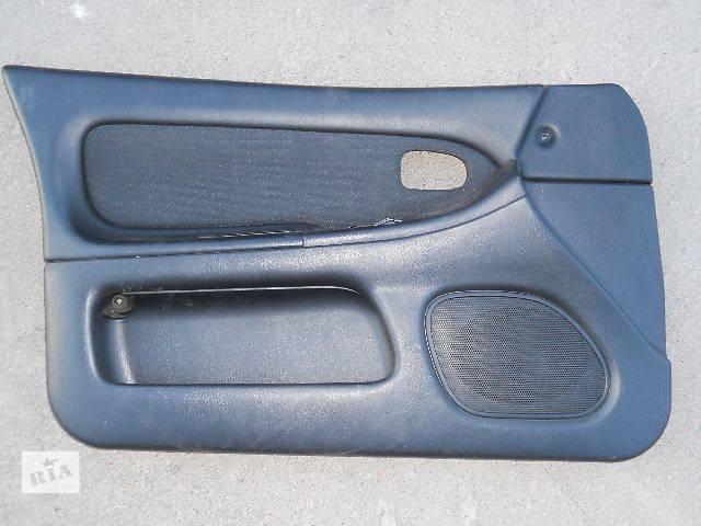 купить бу б/у Компоненты кузова Карта салона Легковой Mazda 323F Хэтчбек 1997 в Львове