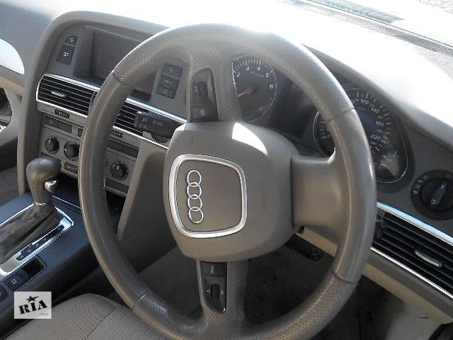 продам Б/у Компоненты кузова Кермо із подушкою Легковой Audi A6 2005 бу в Львове