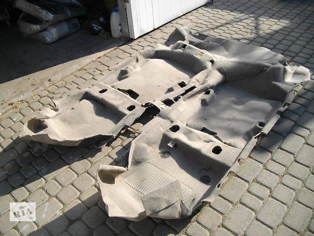купить бу б/у Компоненты кузова Ковёр салона Легковой Ford Focus Седан в Львове