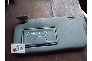 б/у Козырьки солнцезащитные Mitsubishi Lancer X