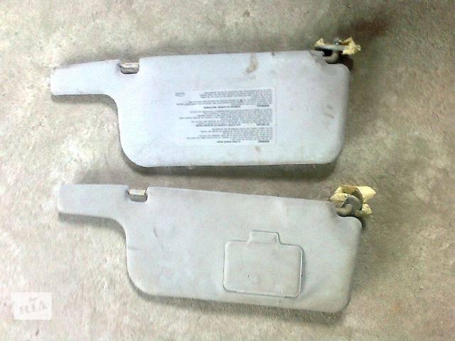 продам б/у Компоненти кузова Козирьок сонцезахисний Козирьок сонцезахисний Легковой Mitsubishi Lancer 1997 бу в Ужгороде