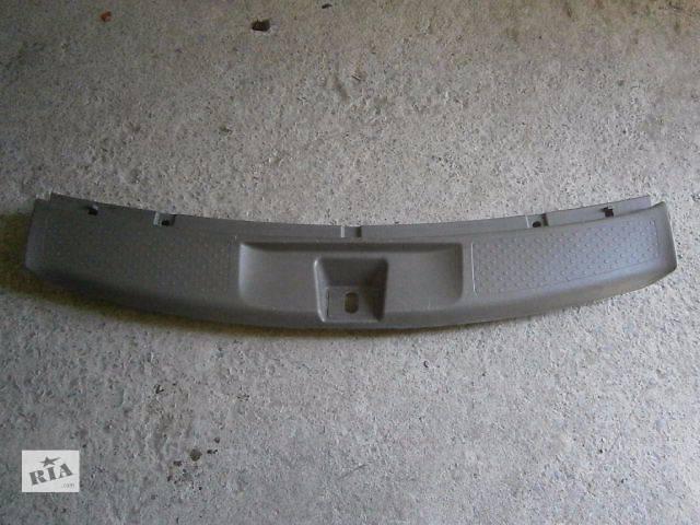 продам б/у Компоненты кузова Накладка задней панели Легковой Acura RDX бу в Луцке