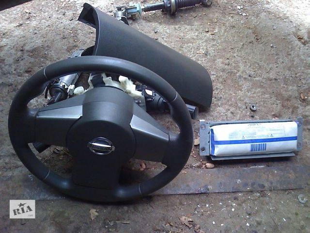 купить бу б/у Компоненты кузова Подушка безопасности Легковой Nissan Pathfinder 2008 в Киеве