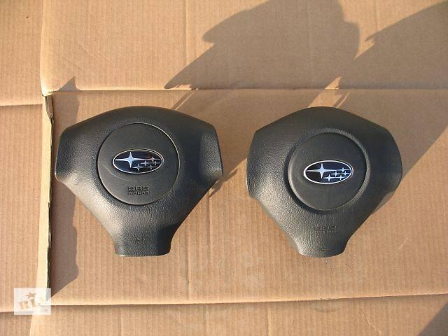 купить бу б/у Компоненты кузова Подушка безопасности Легковой Subaru Legacy 2005 в Луцке