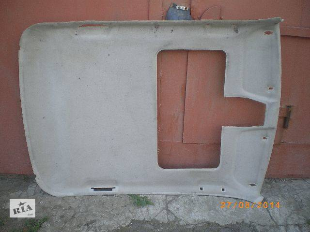 бу б/у Компоненты кузова Потолок Легковой Opel Astra F в Умани