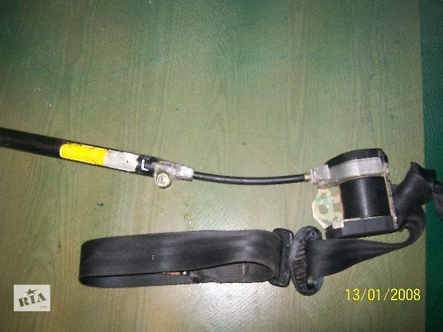 б/у Передний Ремень безопасности Volkswagen Caddy 2002 г.в , с аварийным патроном в хорошем состоянии , доставка  - объявление о продаже  в Тернополе