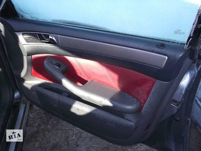 купить бу Б/у Компоненты кузова Салон + карти дверей Audi A6 Универсал 1999 в Львове