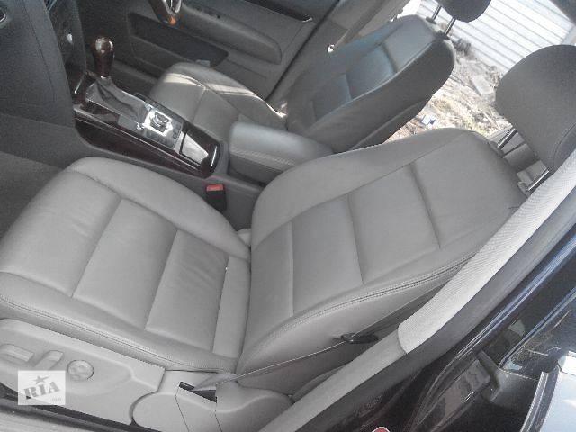 купить бу б/у Компоненты кузова Салон Легковой Audi A6 2006 в Львове