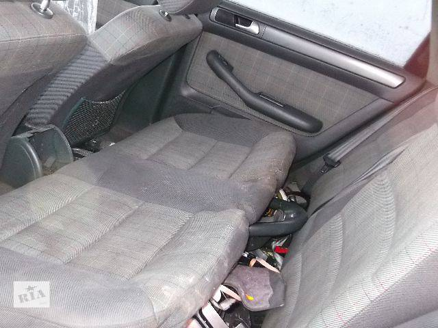бу Б/у Компоненты кузова Салон Легковой Audi A6 Allroad Универсал 2001 в Львове