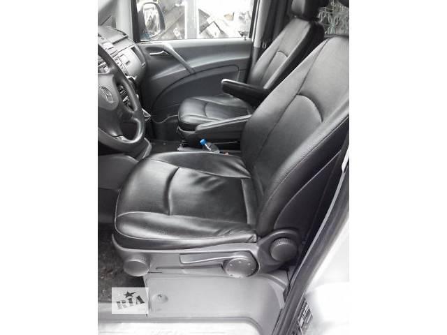 б/у Компоненты кузова Салон Легковой Mercedes Vito 2003-2009- объявление о продаже  в Ровно
