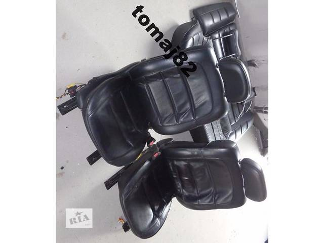 бу б/у Компоненты кузова Салон Легковой Opel Omega B 2000 в Киеве