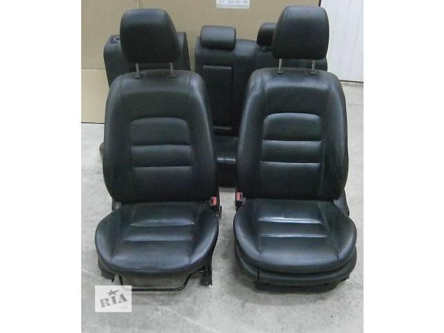купить бу б/у Компоненты кузова Салон Легковой Универсал Mazda 6 2004 в Луцке