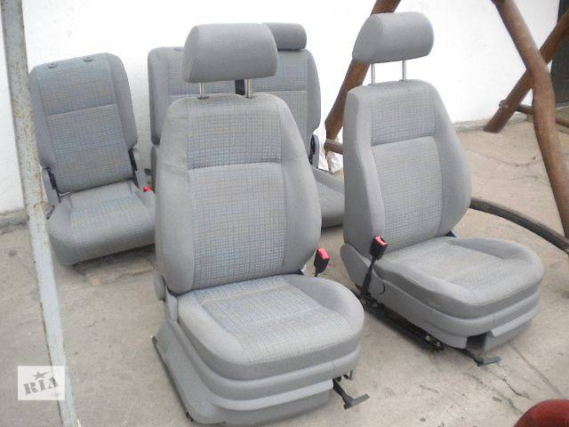 купить бу б/у Компоненты кузова Салон Легковой Volkswagen Caddy 2006 в Ковеле