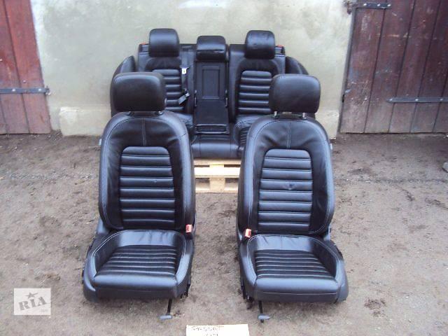продам б/у Компоненты кузова Салон Легковой Volkswagen Passat B7 Седан бу в Киеве