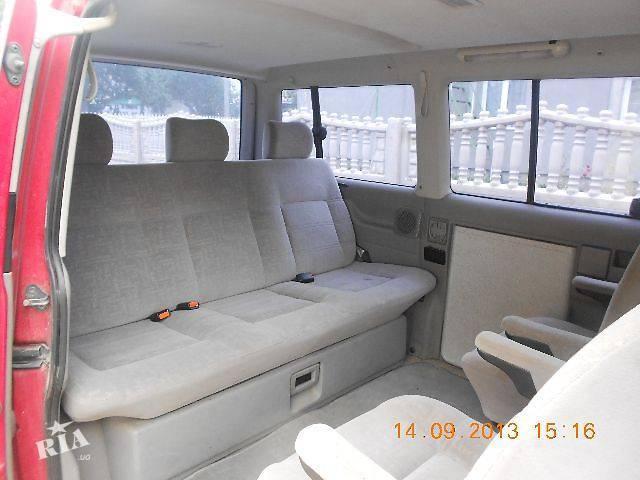 продам б/у Компоненты кузова Салон Легковой Volkswagen T4 Микроавтобус 2010 бу в Владимир-Волынском