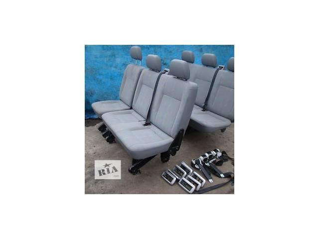 купить бу б/у Компоненты кузова Салон Легковой Volkswagen T5 (Transporter) в Киеве