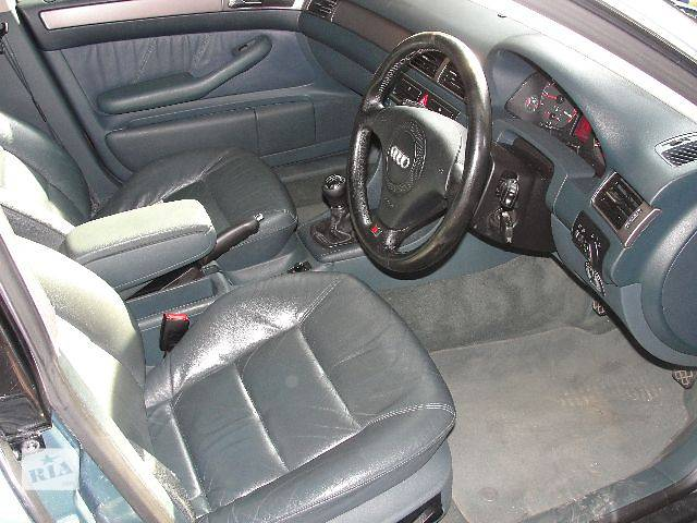 продам Б/у сиденье для легкового авто Audi A6 С5 В НАЛИЧИИ!!!! бу в Львове