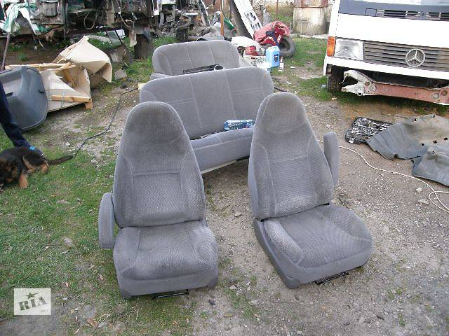 продам б/у Компоненты кузова Сиденье Автобусы Ford Минивен бу в Самборе