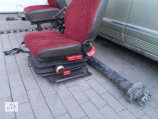 продам б/у Компоненты кузова Сиденье Грузовики Mercedes 811 1990 бу в Берегово (Закарпатской обл.)
