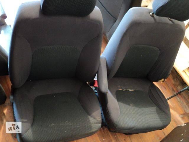 купить бу Б/у Компоненты кузова Сиденье Легковой Fiat Doblo в Ковеле
