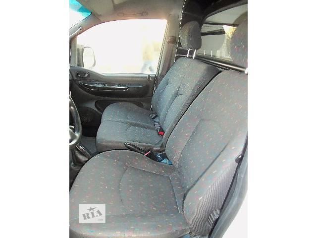 бу б/у Компоненты кузова Сиденье Легковой Hyundai H 1 Грузовой Микроавтобус 2005 в Ковеле