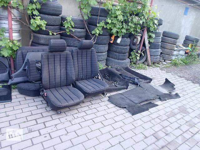продам б/у Компоненты кузова Сиденье Легковой Mercedes 190 1992 бу в Берегово (Закарпатской обл.)