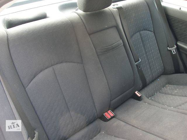 купить бу б/у Компоненты кузова Сиденье Легковой Mercedes E-Class в Бахмуте (Артемовск)