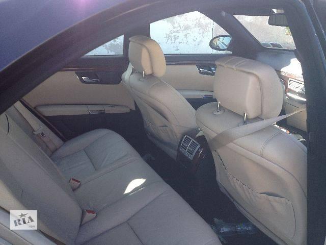 продам Б/у Компоненты кузова Сиденье Легковой Mercedes S-Class 2008 бу в Львове