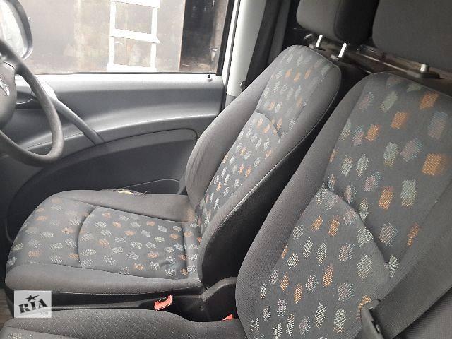 бу Б/у Компоненты кузова Сиденье Легковой Mercedes Vito груз. Микроавтобус 2005 в Львове