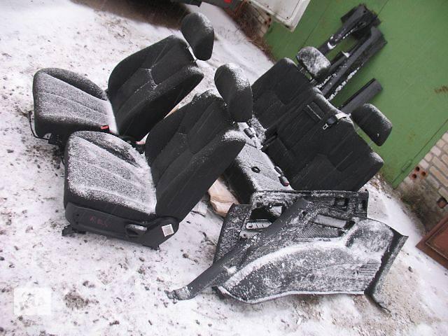 продам б/у Компоненты кузова Сиденье Легковой SsangYong Rexton II бу в Луцке