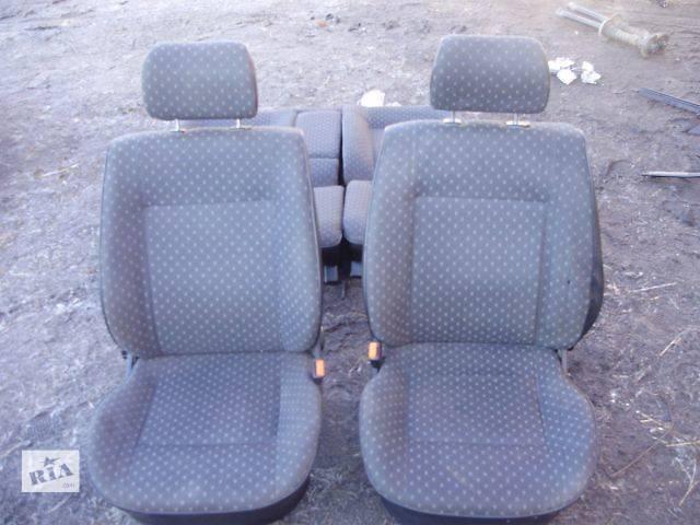 купить бу Б/у Компоненты кузова Сиденье Легковой Volkswagen B4 1995 в Тернополе