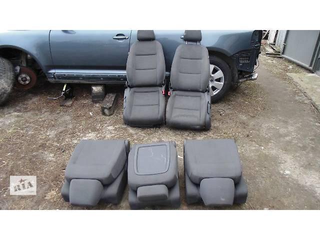 продам б/у Компоненты кузова Сиденье Легковой Volkswagen Caddy 2008 бу в Ковеле