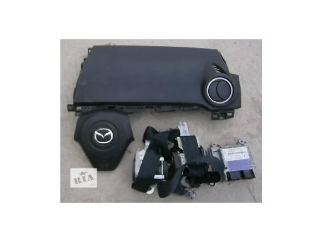 купить бу б/у Компоненты кузова Система безопасности комплект Легковой Mazda 3 в Луцке