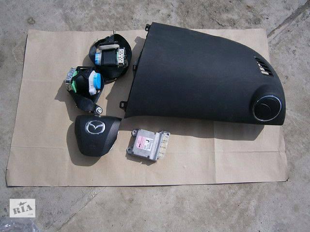 б/у Компоненты кузова Система безопасности комплект Легковой Mazda 6 2010- объявление о продаже  в Луцке
