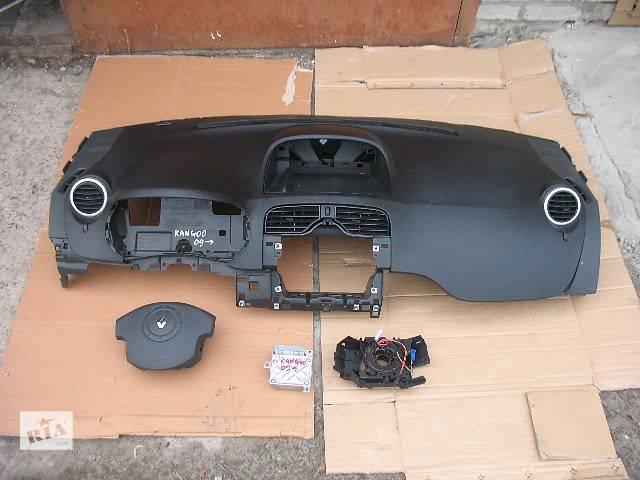 продам б/у Компоненты кузова Система безопасности комплект Легковой Renault Kangoo 2009 бу в Луцке