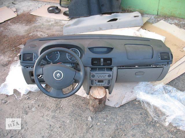 бу б/у Компоненты кузова Система безопасности комплект Легковой Renault Symbol 2009 в Луцке