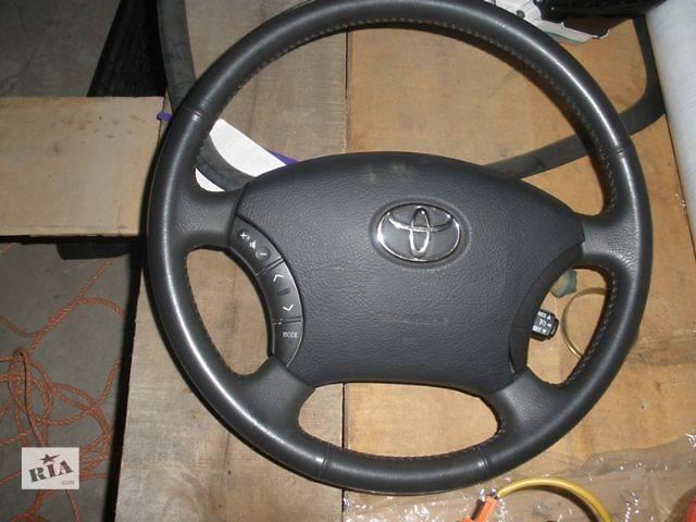 б/у Компоненты кузова Система безопасности комплект Легковой Toyota Land Cruiser 100 2006- объявление о продаже  в Луцке
