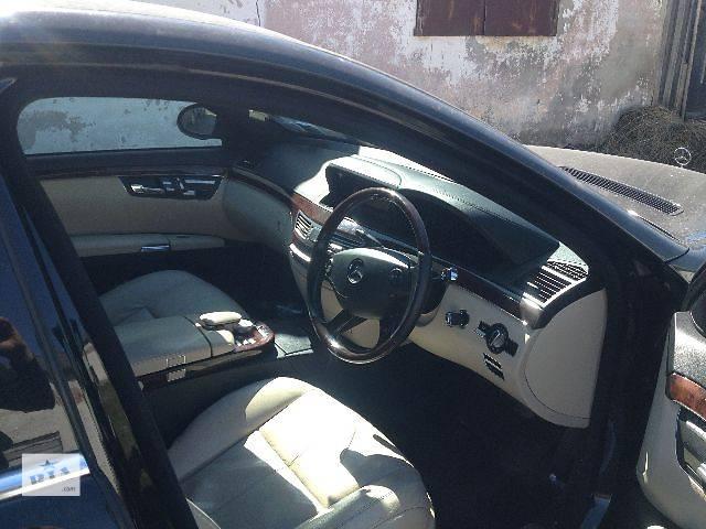 купить бу Б/у Компоненты кузова Торпедо/накладка Легковой Mercedes S-Class 2008 в Львове